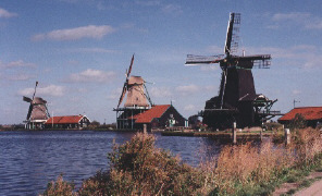 Netherlands - Windmills